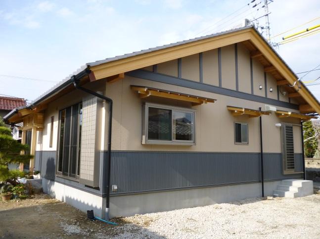 平屋の本格和風住宅