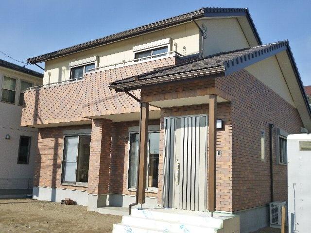 高気密、高断熱、FFC(免疫住宅)にこだわった木造で丈夫な家