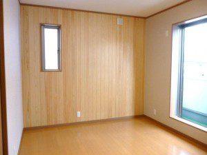 受け継がれる日本伝統の建築技術・手仕事が生きる家 洋室