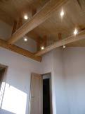 ご夫婦二人の理想が叶った落ち着いた雰囲気の家 勾配天井