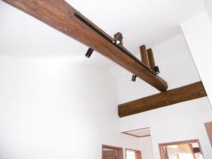 すべての間取りにこだわりのある家 勾配天井