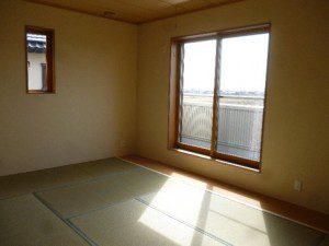 ホリモクで叶えた理想の和風の家 寝室