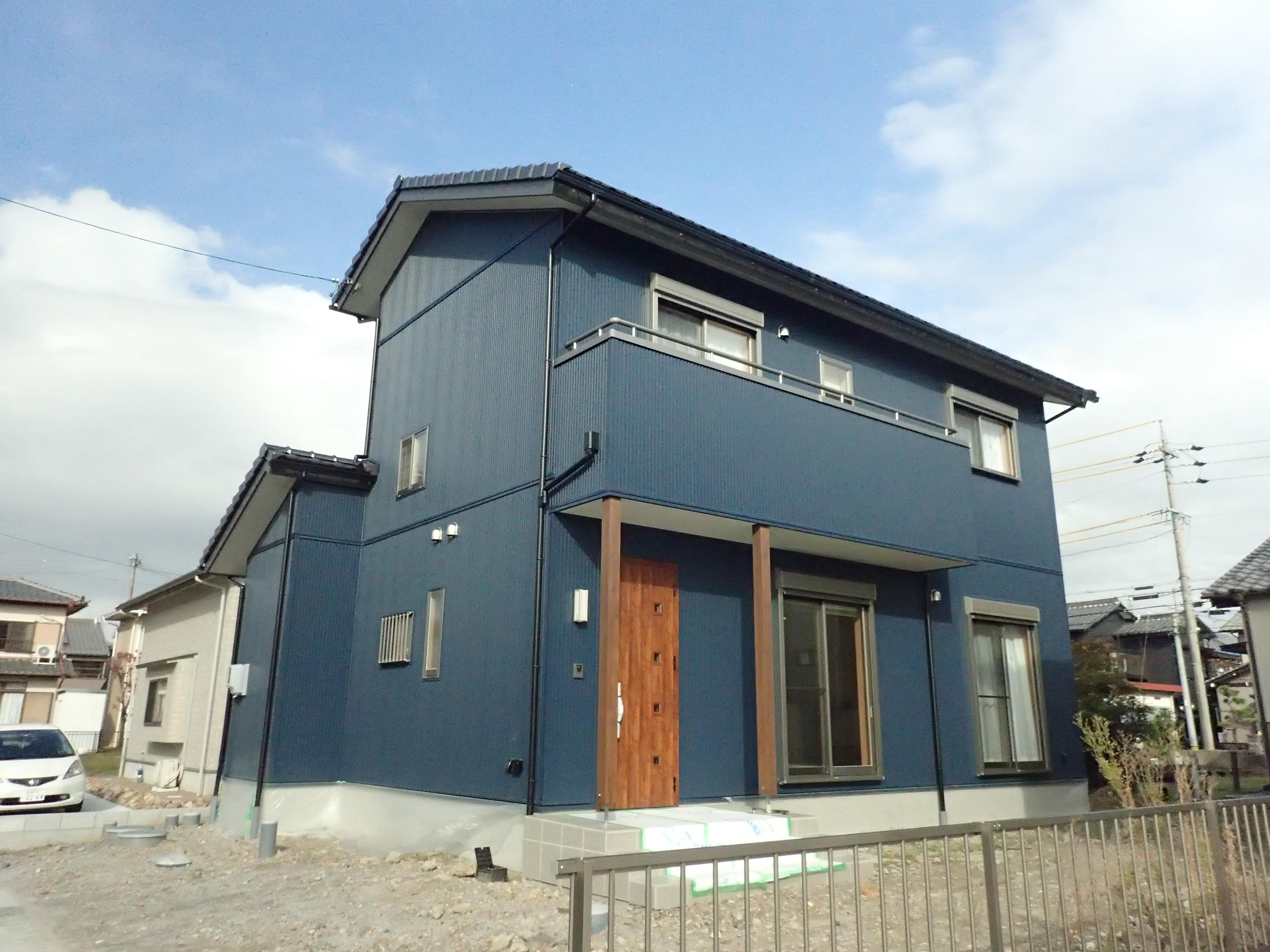 オリジナルの家