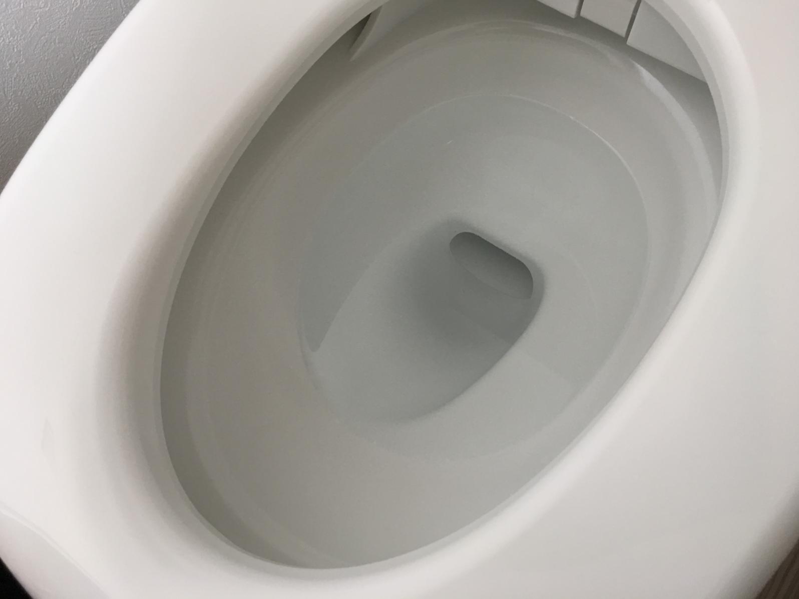 トイレ便座の交換